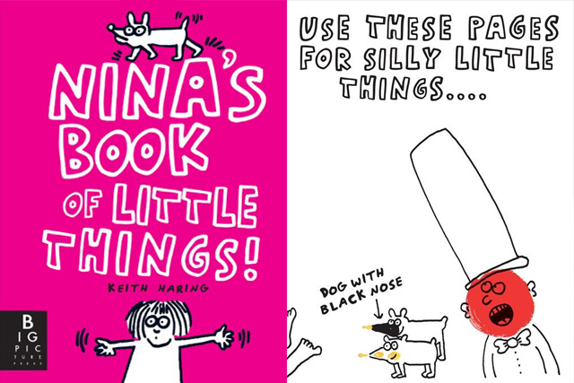 Keith Haring: Nina's Book of little things