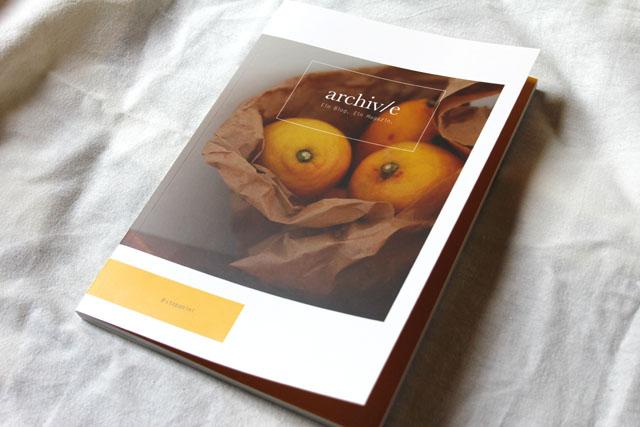 archiv/e Magazin